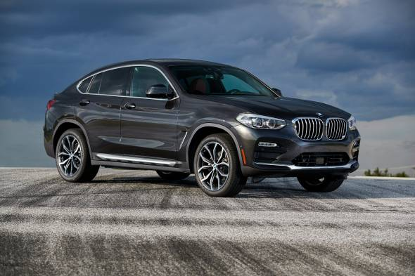 BMW X4 20d review