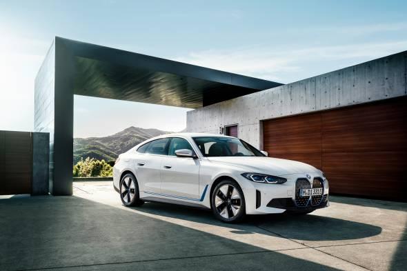 BMW i4 review