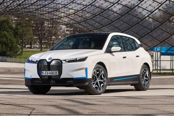 BMW iX review