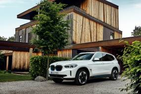BMW iX3 review