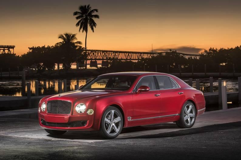 Bentley Mulsanne Speed review