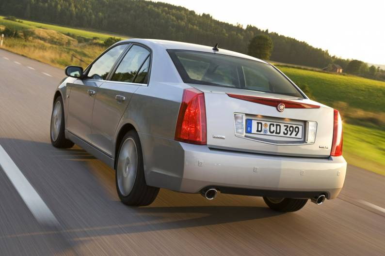 Cadillac BLS (2006-2010) used car review | Car review | RAC Drive