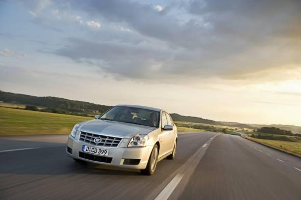 Cadillac BLS (2006-2010) used car review
