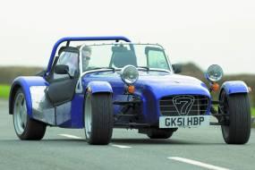 Caterham Roadsport SV Range review