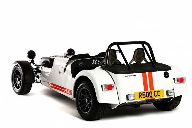 Caterham Seven Superlight R500 review