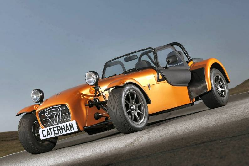 Caterham Superlight R400 review