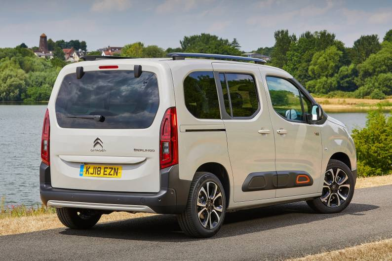 Citroen Berlingo review