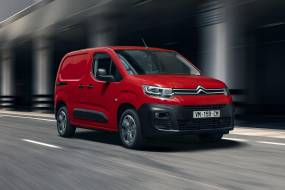 Citroen Berlingo Van review