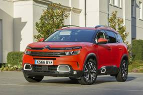 Citroen C5 Aircross BlueHDi 180 review