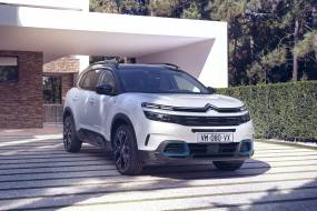 Citroen C5 Aircross SUV Hybrid review