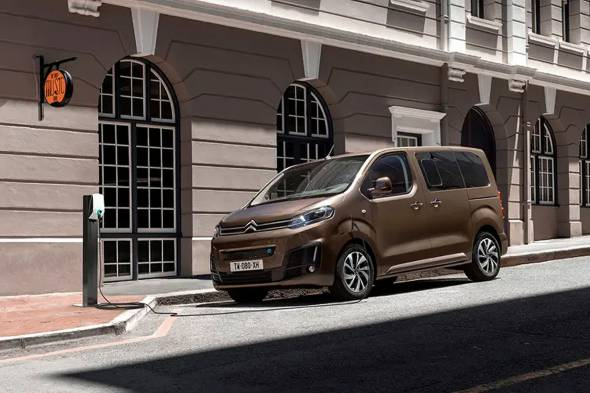 Citroen e-SpaceTourer review