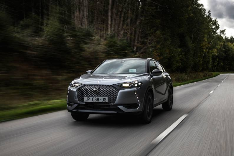 DS 3 Crossback E-TENSE review