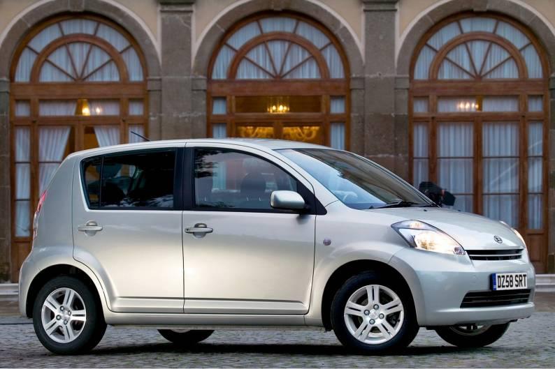 Daihatsu Sirion (2005 - 2010) used car review