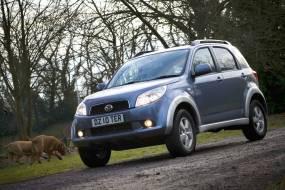 Daihatsu Terios (2006 - 2013) used car review
