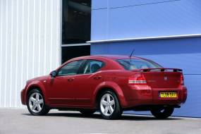 Dodge Avenger (2007 - 2009) used car review