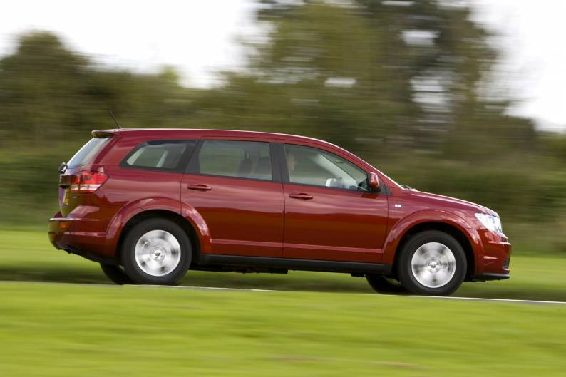 Dodge Journey (2008-2013) used car review