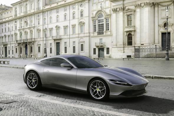 Ferrari Roma review