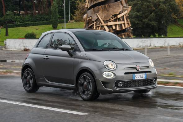 Fiat New 500 review