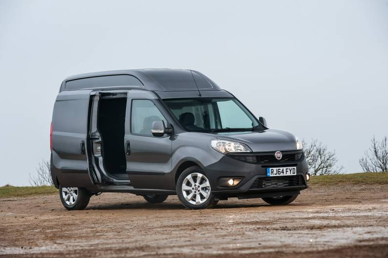Fiat Doblo Cargo XL review