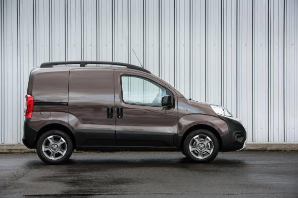 Fiat Fiorino Cargo review