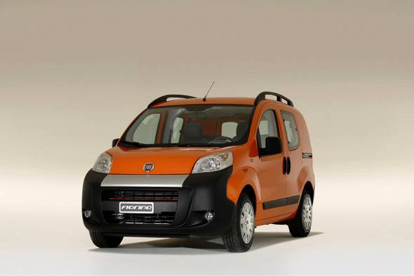 Fiat Fiorino Combi review