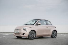 Fiat New 500 Cabriolet review