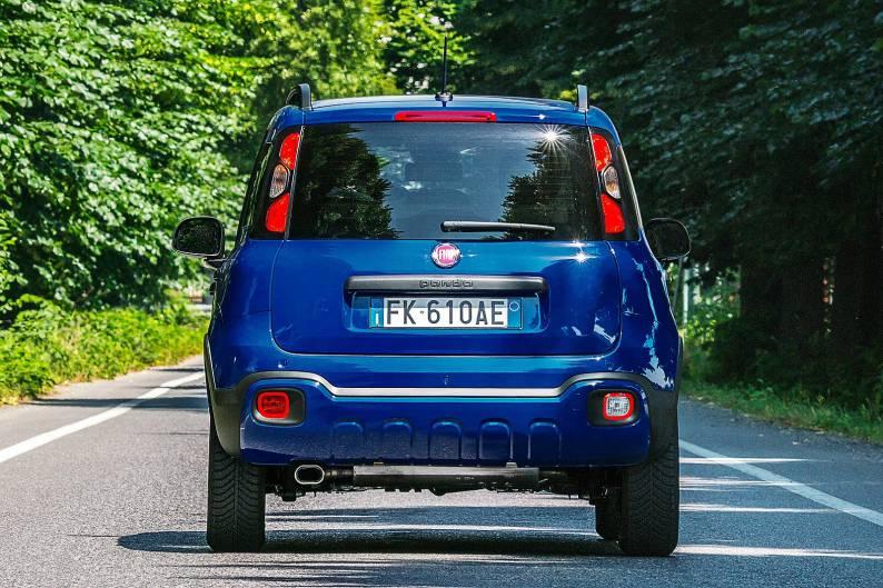 Fiat Panda City Cross review