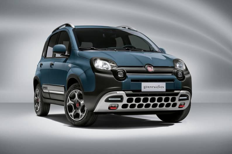 Fiat Panda Wild 4x4 review