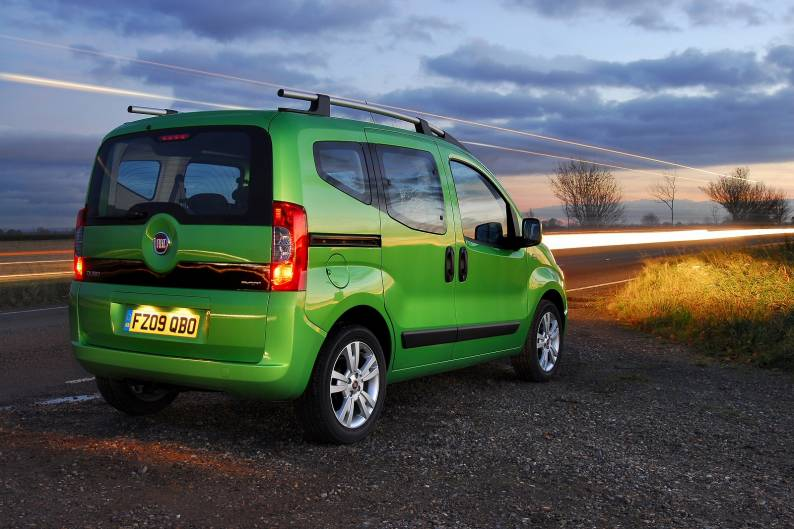 Fiat Qubo (2009 - date) used car review
