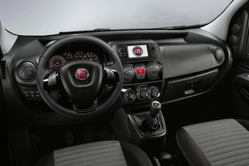 Fiat Qubo Trekking review