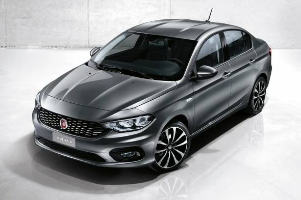 Fiat Tipo Saloon review