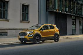 Ford EcoSport Active review