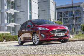 Ford Fiesta 1.1 Ti-VCT review