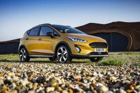 Ford Fiesta Active review