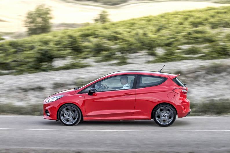 Ford Fiesta EcoBoost Hybrid review