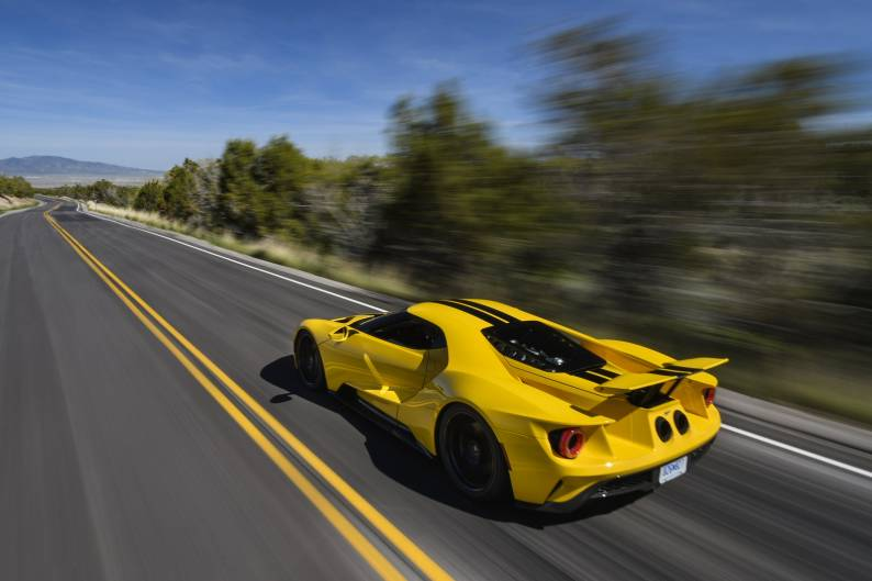 Ford GT review