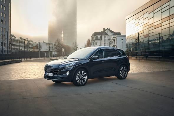 Ford Kuga Hybrid review