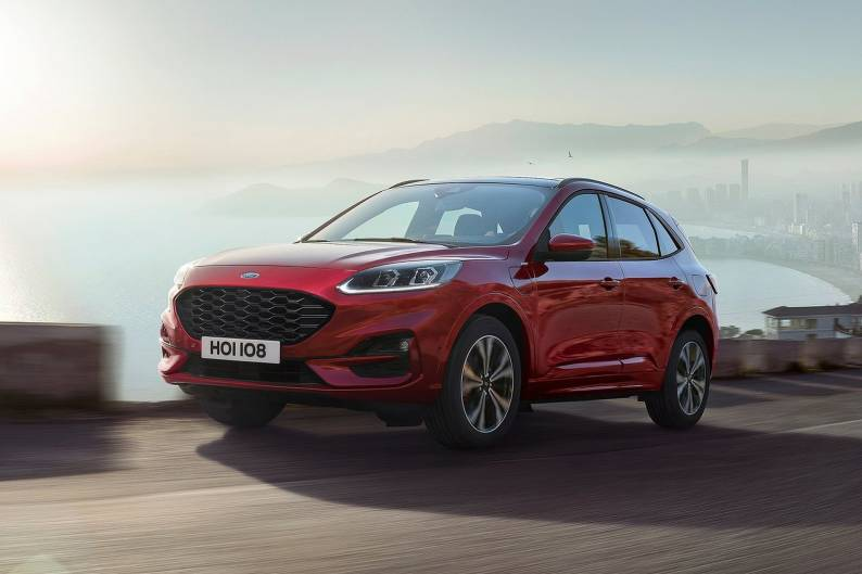 First Drive The Ford Kuga Phev Is A Handsome Suv That Has Its