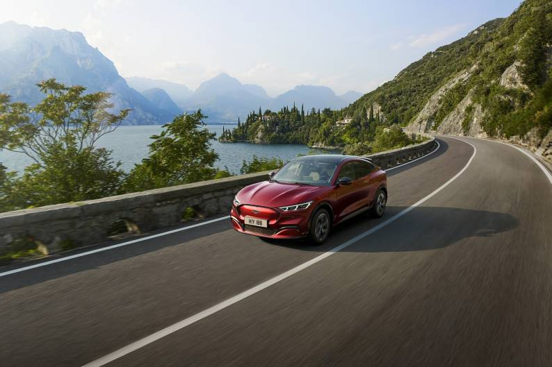 Ford Mustang Mach-E review