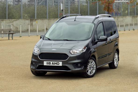 Ford Tourneo Connect review
