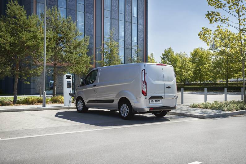 Ford Transit [two-tonne] review