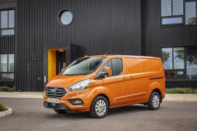 Ford Transit Custom PHEV review