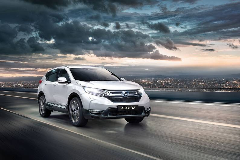 Honda CR-V Hybrid review