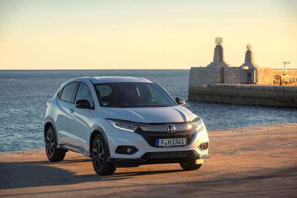 Honda HR-V 1.5 Turbo Sport review
