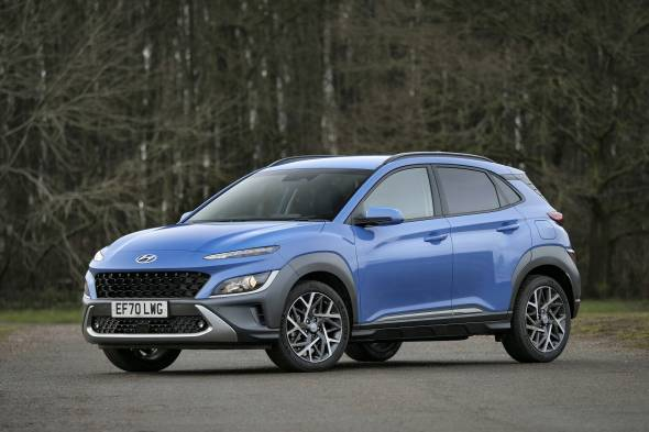 Hyundai Kona Hybrid review