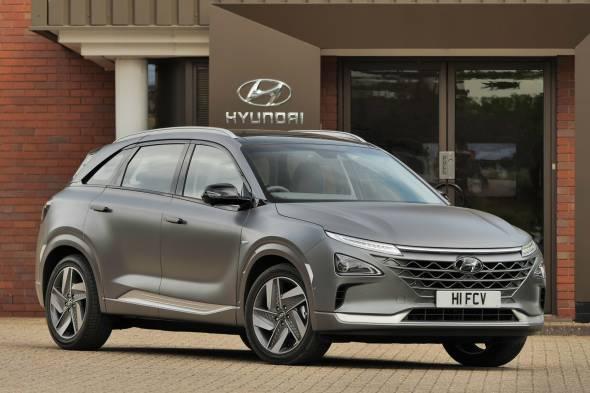 Hyundai NEXO review