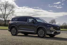 Hyundai Santa Fe Plug-in Hybrid review