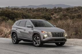Hyundai Tucson Plug-in Hybrid review