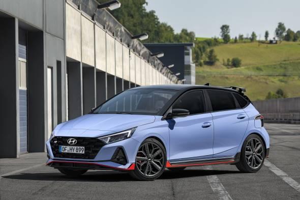 Hyundai i20N review