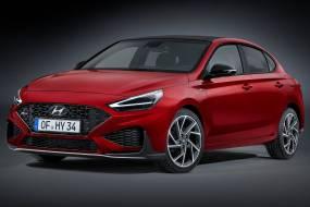 Hyundai i30 Fastback review